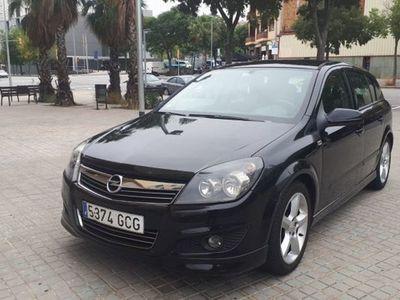 usado Opel Astra 1.9CDTi Sport
