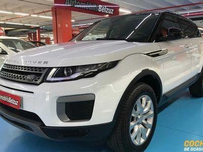 brugt Land Rover Range Rover evoque 2.0L eD4 SE 4x2 110 kW (150 CV)