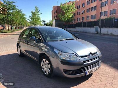 used Citroën C4 1.6 HDi 110 SX