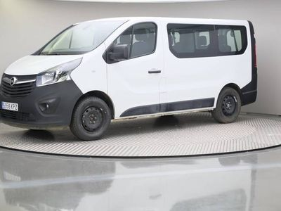 usado Opel Vivaro Combi 9 1.6CDTi Biturbo S/S 27 L1 125