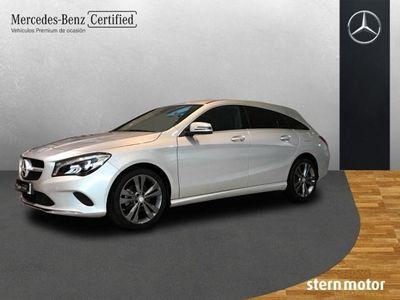 usado Mercedes CLA200 Shooting Brake d Urban