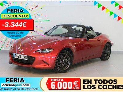 usado Mazda MX5 1.5 Luxury 96kW (131CV)