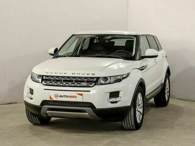 usado Land Rover Range Rover evoque 2.2L eD4 Dynamic 4x2