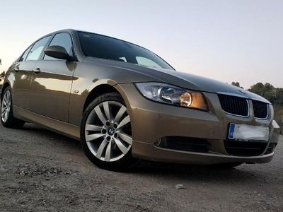 usado BMW 320 Serie 3 ¡27.000 km reales!
