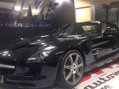 usado Mercedes SLS AMG año 2012 40000 KMs € 185000.00