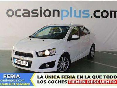 usado Chevrolet Aveo Sedán 1.4 16v LTZ