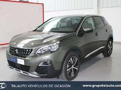 usado Peugeot 3008 1.5 BLUEHDI 96KW ALLURE S&S 5P