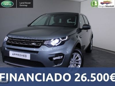 usado Land Rover Discovery TD4 4WD SE AT