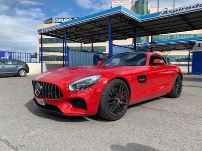 usado Mercedes AMG GT Coupé S