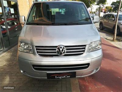 usado VW Multivan 2.5 TDI 130cv Trendline