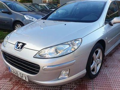 usado Peugeot 407 Sport 2.0 HDI 136cv FAP