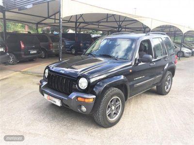 gebraucht Jeep Cherokee 2.5 CRD Sport