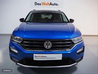 usado VW T-Roc Advance Style 1.0 TSI 85kW 115CV