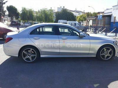 usado Mercedes 170 Clase C C 220d 4matic 9g-troniccv en Malaga