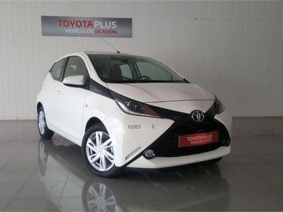 brugt Toyota Aygo 1.0 70 xplay