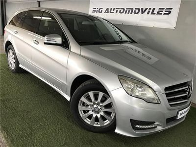 usado Mercedes R350 CDI 4M