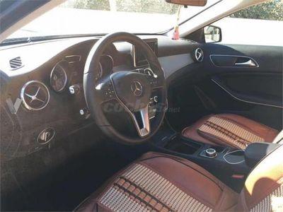 usado Mercedes GLA220 Clase GlaCdi 4matic Urban 5p. -14