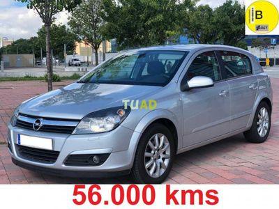 usado Opel Astra 16i 5p . SOLO 56.000 kms - Como Nuevo - REVISADO - GARANTIA
