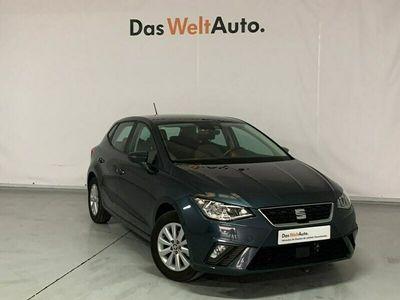 usado Seat Ibiza 1.0 MPI Style 59 kW (80 CV)