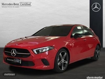 usado Mercedes A180 Clase Ad Progressive