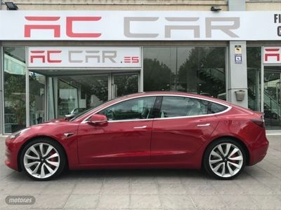 usado Tesla Model 3 Performance AWD