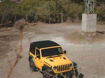 usado Jeep Wrangler 2.0T GME Rubicon 8ATX