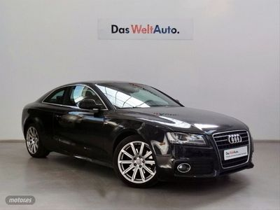 usado Audi A5 2.0 TDI 170cv DPF