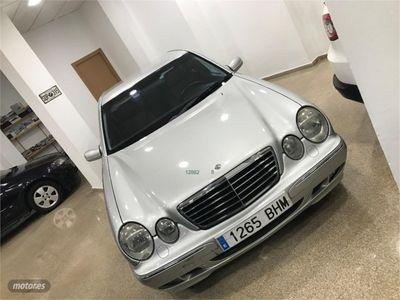 usado Mercedes E320 Clase EAVANTGARDE