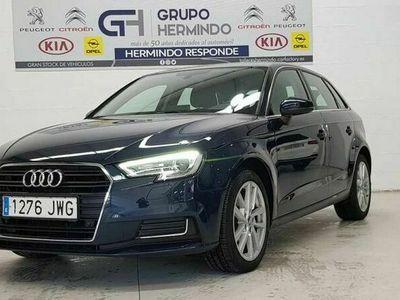 usado Audi A3 Sportback 1.6tdi Sport Edition 81kw 110 cv en Pontevedra