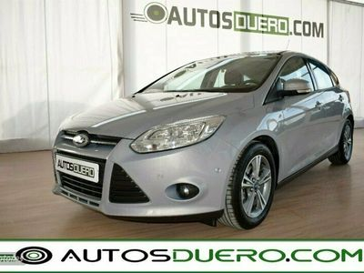 usado Ford Focus 1.6 TDCi 115cv Edition