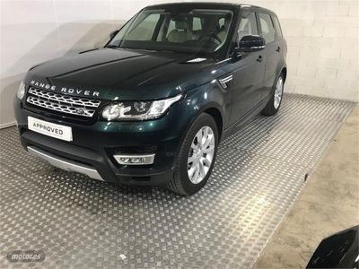 usado Land Rover Range Rover Sport 4.4 SDV8 339cv HSE