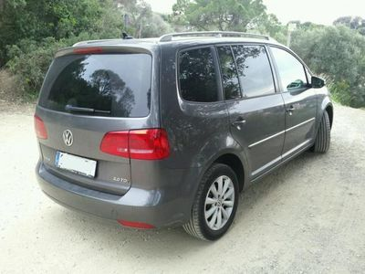gebraucht VW Touran 2.0 TDI 170cv DSG Sport -11