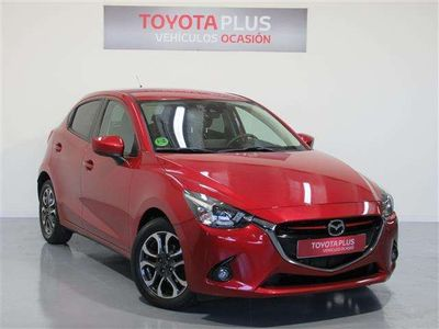 usado Mazda 2 21.5D Style+ Confort Red