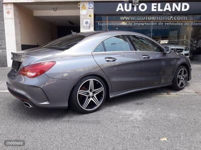 usado Mercedes 250 Clase CLA CGIAMG