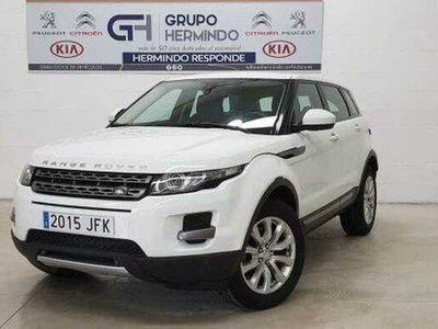 usado Land Rover Range Rover evoque 4X4 PURE TECH AUT