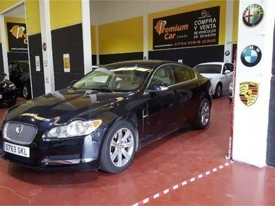 usado Jaguar XF 2.7D V6 Luxury