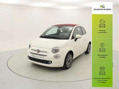 usado Fiat 500C 500C LOUNGE 1.2 69 CV EU6 2P