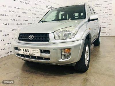 usado Toyota RAV4 2.0 VVTi Luna 4X4