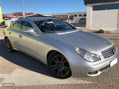 gebraucht Mercedes CLS320 320CDI Aut.