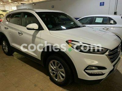 usado Hyundai Tucson 1.6 Gdi Bd Tecno 4x2 131 131 cv en Toledo