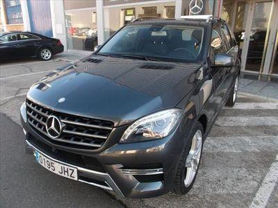 usado Mercedes 350 Clase M CLASE LBLUETEC 4M 7G PLUS