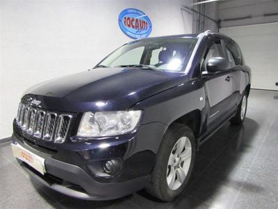 brugt Jeep Compass 2.2CRD Limited 4x2
