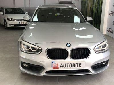 brugt BMW 118 Serie 1 dA