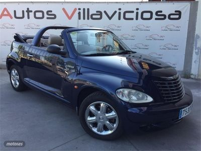 used Chrysler PT Cruiser 2.4 Cabrio Limited