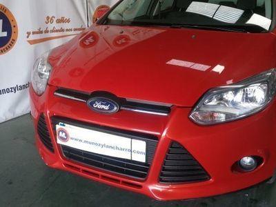 usado Ford Focus 1.6TDCi Trend 115
