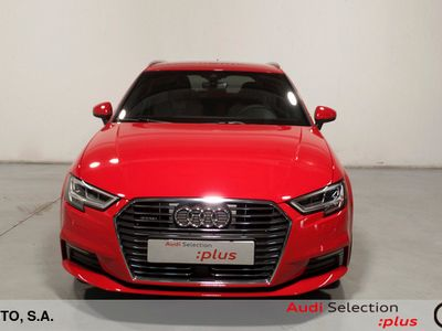 usado Audi A3 Sportback S line 40 e-tron 150 kW (204 CV) S tronic Híbrido Electro/Gasolina Rojo matriculado el 09/2020