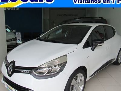usado Renault Clio 1.2 Limited 55kW
