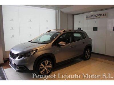 usado Peugeot 2008 allure 1.6 bluehdi 120 ss 5p.