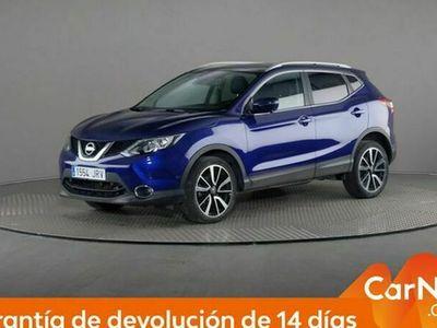 usado Nissan Qashqai 1.6dci Tekna 4x2 Xtronic Piel