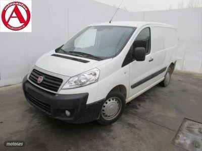 usado Fiat Scudo 2.0 MJT 130cv H1 12 Comfort Largo Euro 5